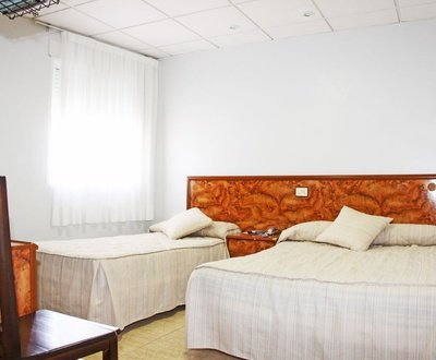 Double room Trabuco Hotel