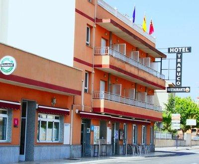 Facade Trabuco Hotel